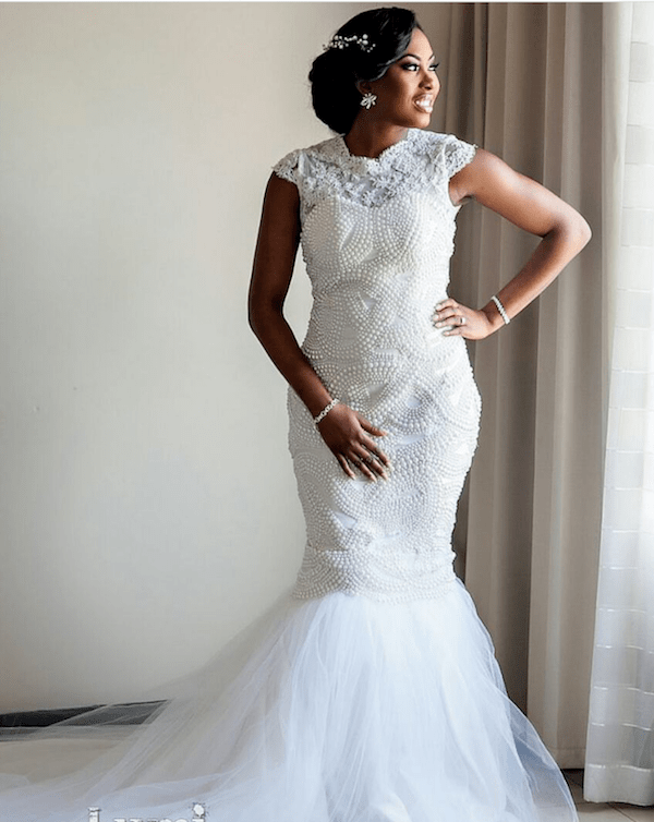 Wedding Dresses Made By Nigerian Designers A Million