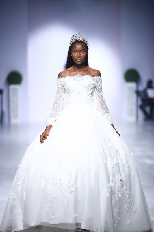 Wedding Dresses Made by Nigerian Designers