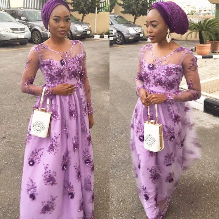 OMG! You Need To See These Latest AsoEbi Styles