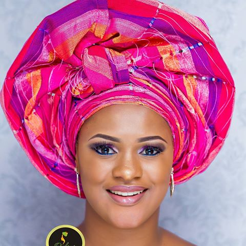 Gele Video Tutorial: The Ayaba Gele (Royal Queen Head Gear)