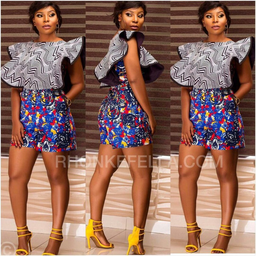 Beautiful Ankara Print Wears