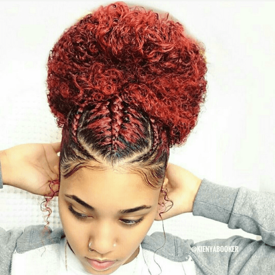 Video: Lay Down Those Baby Hairs Like No Man's Business