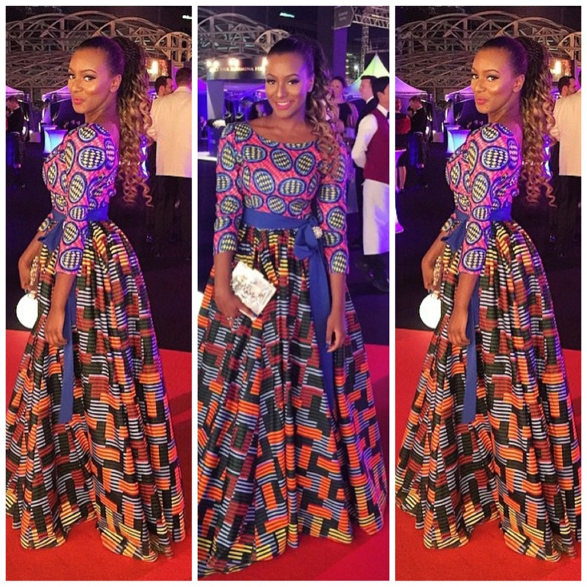 Be Inspired By These Mix And Match Ankara Styles Of