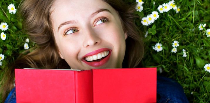 April Bookshelf: The Lovely Okey-Dokey Month
