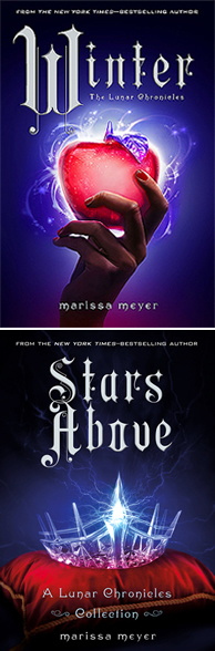 Winter and Stars Above by Marissa Meyer