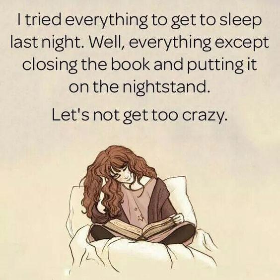 book lover meme