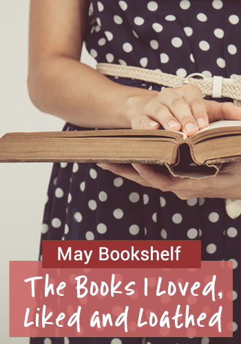 May Bookshelf: Book reviews for Low Way Down by Jason Reynolds, Girl Rides Shotgun by Jordan Harper, Brief Cases by Jim Butcher, The Summer Children by Dot Hutchison and The Crooked Staircase by Dean Koontz.