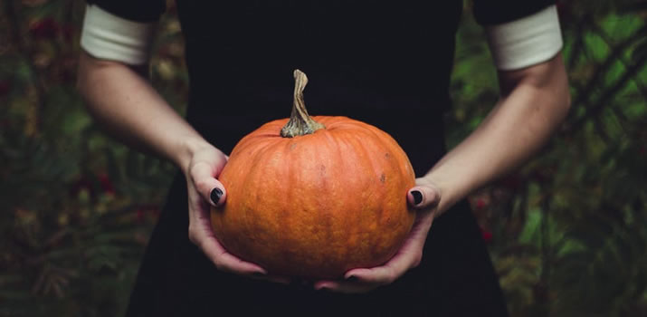 A Day Late but ... Let's Talk Halloween