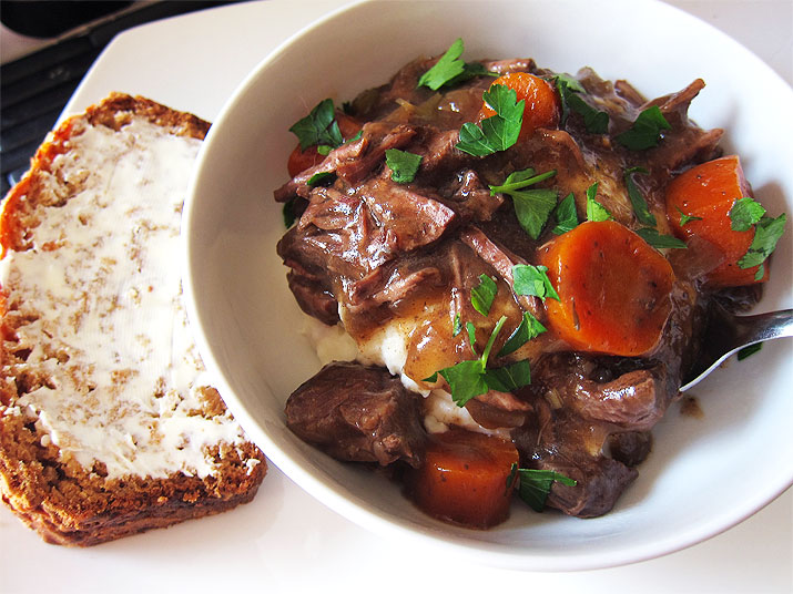 Crockpot Irish Stew