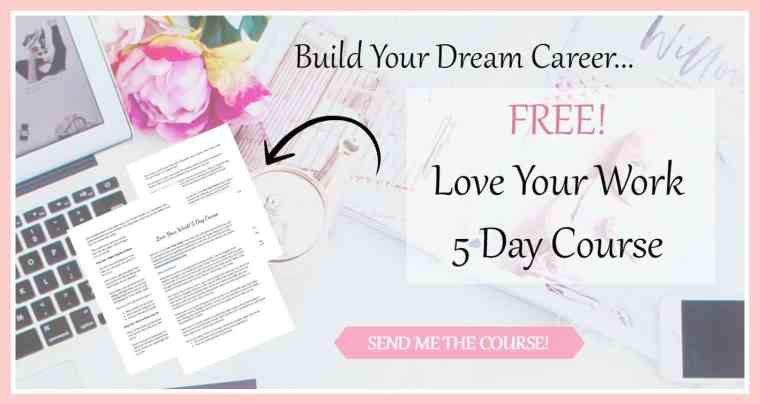 Passionate Career Free COurse