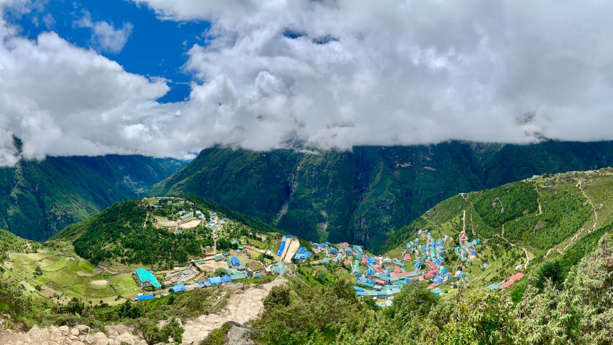 Namche Bazar to Phortse Tanga : Trek To Everest Base Camp