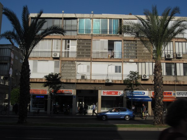 Tel Aviv, Even Gvirol Street