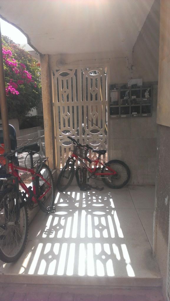 Doorway in Tel Aviv