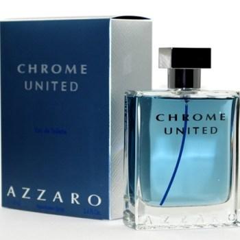 CH AZZ 500 2 - عطر كروم يونايتد من ازارو للرجال - او دو تويلت - 100 مل