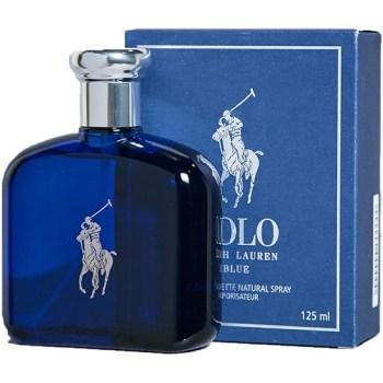 polo blue - عطر بولو بلو من رالف لورين للرجال - أو دي تواليت - 125مل