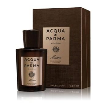 golden scent perfume acqua di parma perfumes colonia mirra for men eau de cologne 2 - أكوا دي بارما كولونيا ميرا - او دي كولونيا - 100مل