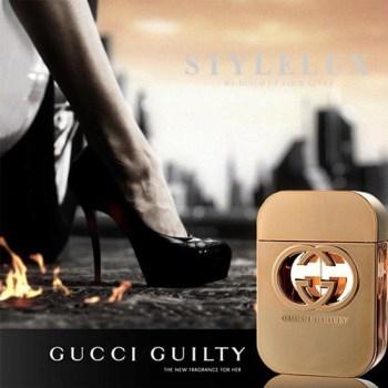 gucci guilty 550 3 - جوتشي جيلتي - للنساء - أو دي تواليت - 75مل