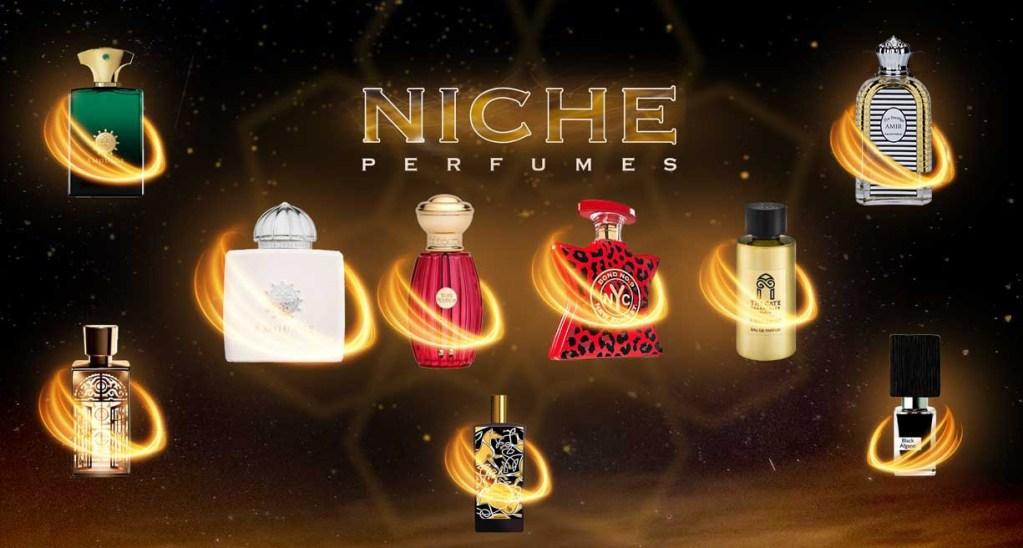 niche perfumes - مفهوم ومعنى عطور النيش في عالم العطور.