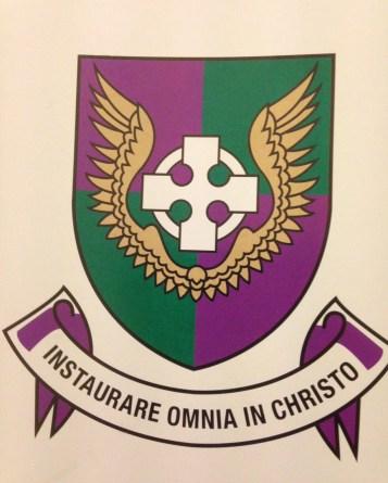 Insigne des Knights of Saint Colombanus