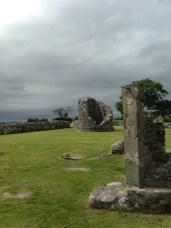Nendrum monastery sur une île