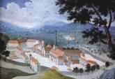 Vue générale (début XVIIIe)