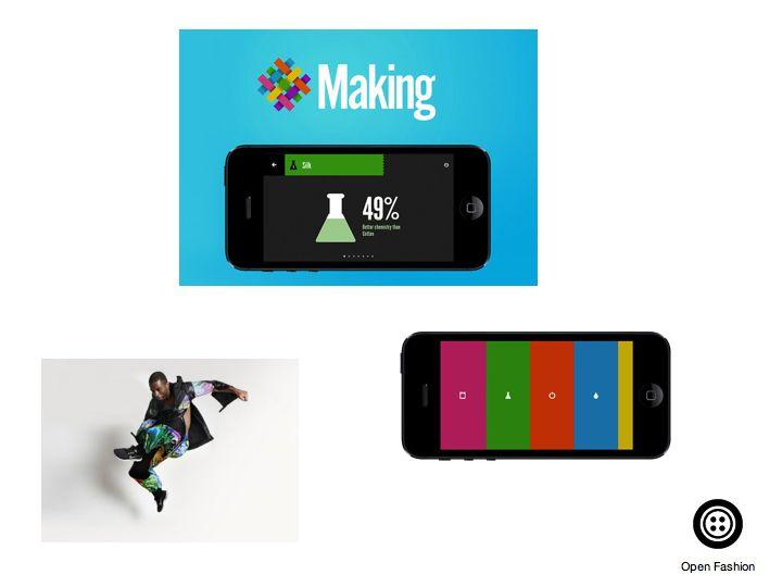 Open Fashion - Nike Making App