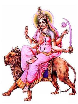 Goddess Katyayani