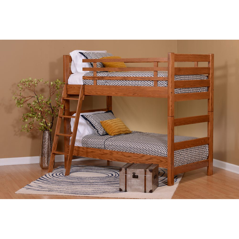 Camp Teton Bunk Bed Amish Crafted Furniture