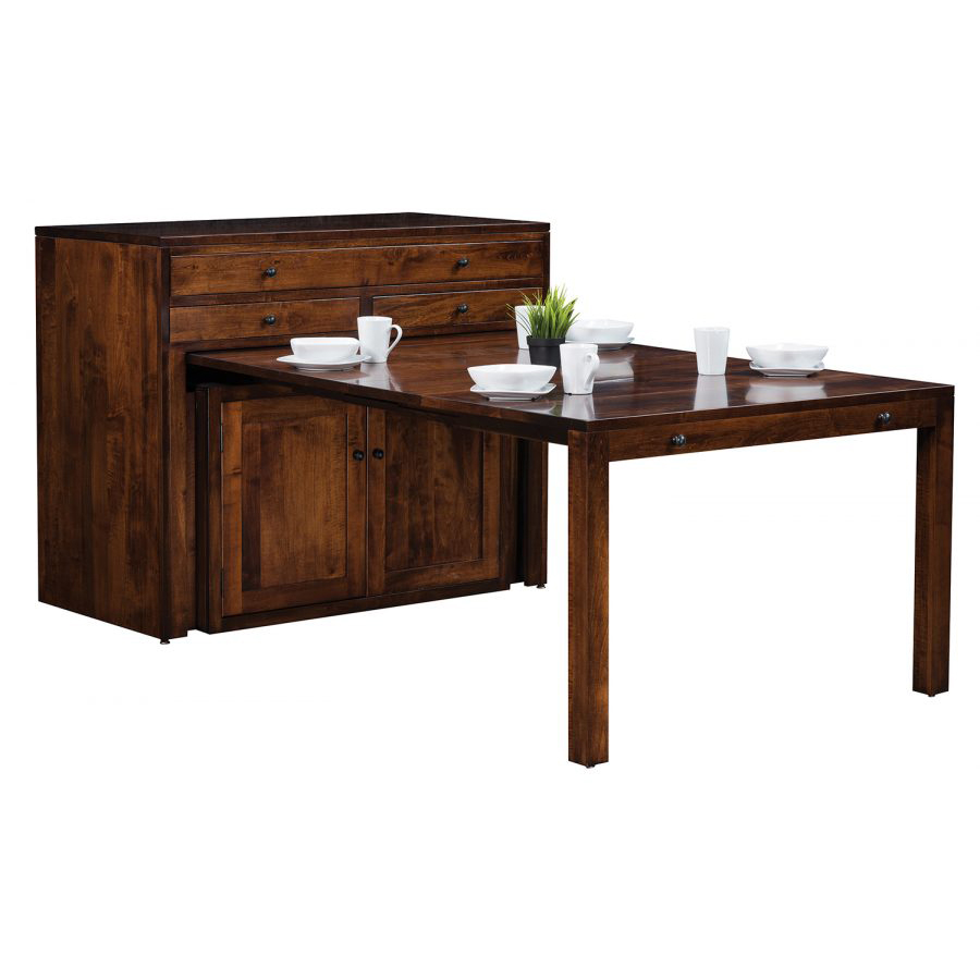 Century Buffet Table Amish Crafted Furniture