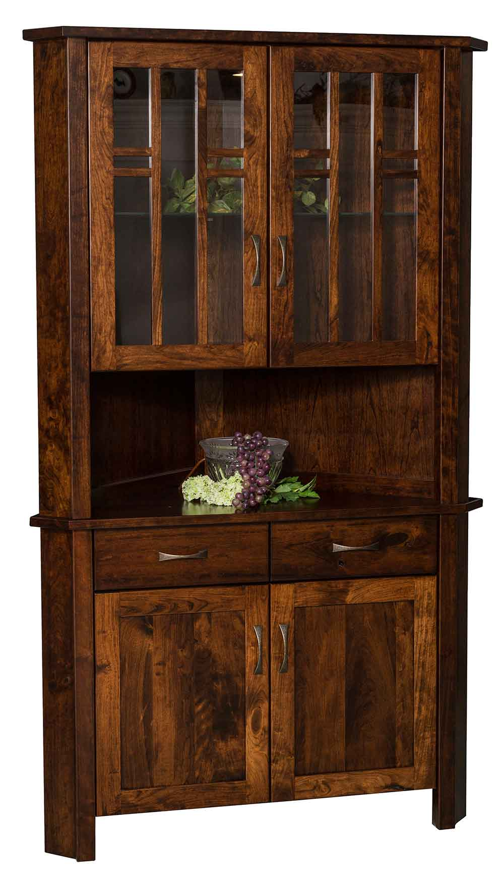 Amish Made China Cabinet