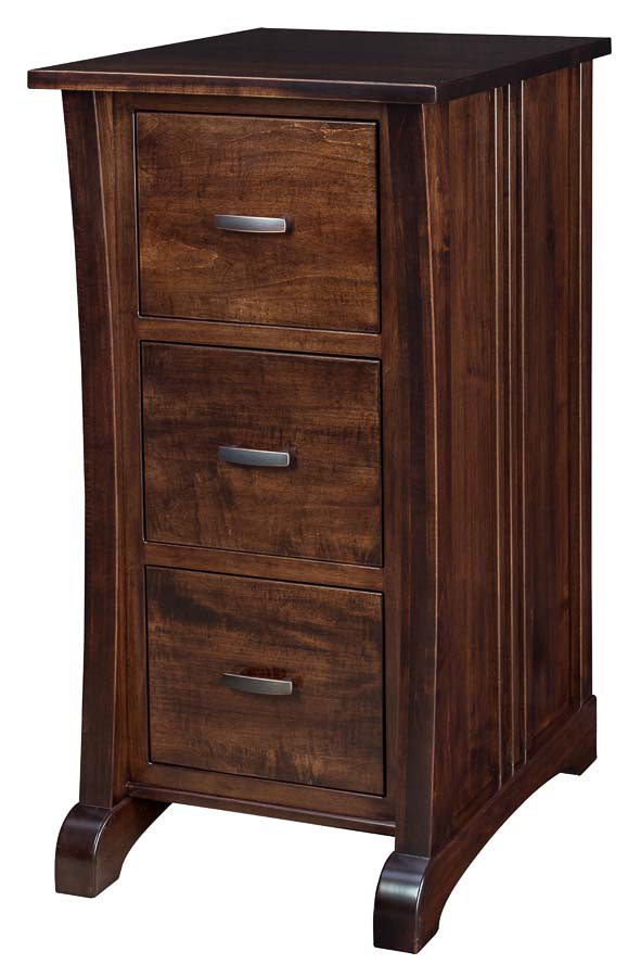 Amish Made File Cabinets