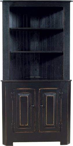 Extra Large Corner Cabinet