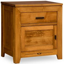 cherry bedroom furniture amish outlet