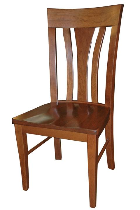 Metro Chair Buy Custom Amish Furniture Amish Furniture