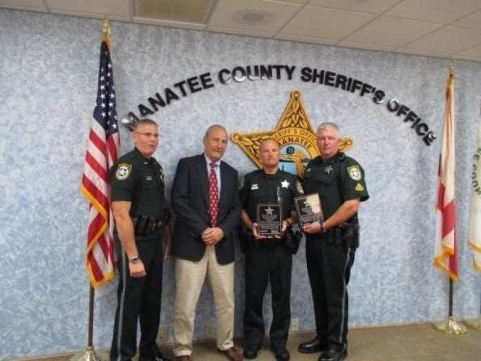 Deputies honored