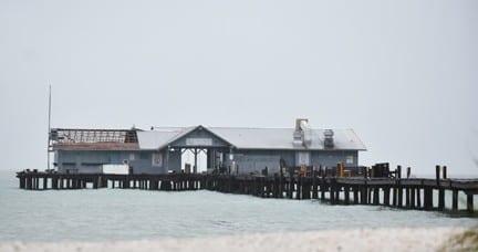 Anna Maria Pier post-Irma