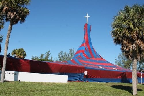 Gloria Dei tenting & Termite tenting a harrowing task | Anna Maria Island Sun