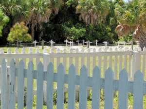 Egmont Key cemetery - Cindy Lane | Sun