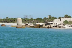 Egmont Key Fort Dade ruins - Cindy Lane | Sun