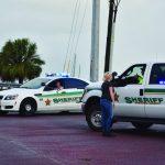 Cortez Bridge blocked Hurricane Irma