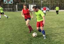Center adult soccer league summer