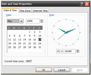 Expired Certificate Time Change