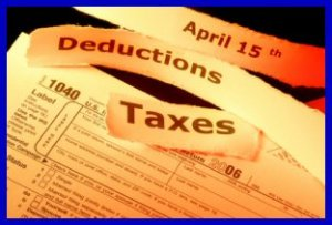 List of Income Tax Deductions