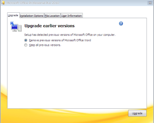 MS Office 2010 Install