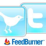 Feedburner Twitter Logo
