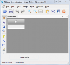 Screen Capture Image Editor