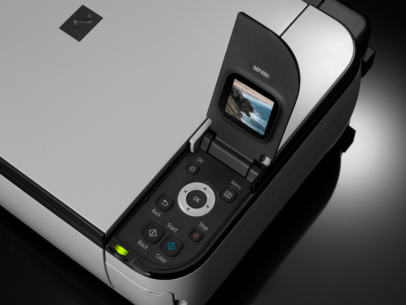 Canon Pixma Mp490 Inkjet Photo All In One Printer Review
