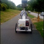 Google Maps Vehicle