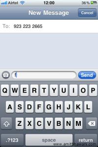 Facebook Send Confirmation Code