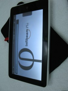 Infibeam Phi: Android Touch Tablet Unboxing Photos & Video Review